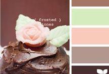 Colour Palettes / make the colour work  / by Nancy Busch