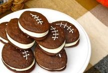 Tailgate Time!  / Get ideas for easy game day recipes, fun outfit and table designs to show your team spirit, and sporty craft projects to keep the kids entertained. We'll even show you how to style our sandwich and wing platters so it looks like you made them at home. / by BI-LO SuperSaver