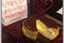 Donuts r IN / The best Donuts ever  / by Nancy Busch