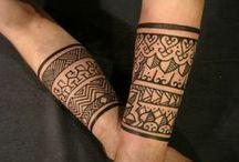 Tattoos <3 / by Ali Crawford