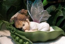 Fairies and Dolls for my Grandaughters  / Fairies, Fairy Houses, Doll, Ideas, creations, and images / by Catherine Bridges