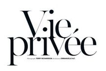 Graphic Design Fashion / by M