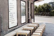 Shops, Cafe's & Restaurants / by Maureen du Long