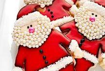 Christmas Cookies I love! / Christmas Cookies, Christmas Cookie Recipes, Christmas Cookie Gifts / by the BearFoot Baker (Lisa)