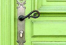 green / by Kristina Abernathy
