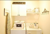 Laundry Room / by Christina Carlin