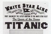 Titanic / by Sandy Johnson