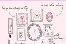 Vanity and Makeup Storage / by Aubrie Weber
