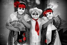 Viva Los Muertos / Celebrate the  Life of the Deceased by Honoring & Remembering them always. / by Melissa Perez