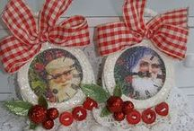 Christmas Ornaments / by Debra Hutchinson