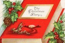 Vintage Christmas Cards / by Debra Hutchinson