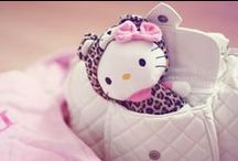 HELLO KITTY  / I love her! #HelloKitty / by ღ upenzi