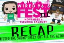 WIREDFEST 3 ON CAMPUS / Eat Sleep Fest Repeat…Wired Fest Three on Campus is here starring Steve Aoki and Lil John November 6th at the Liacouras Center! Introducing Ravin Felix and more to be announced. Tickets go on sale this Friday at 10am @comcasttix.com, Liacouras Center Box Office, or charge by phone: 800-298-4200 / by Wired 96.5