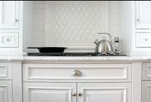 Kitchens / Kitchen Design, Kitchen Decorating Ideas, Beautiful Kitchens / by Laura Trevey