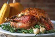 Thanksgiving / Thanksgiving Table Setting Ideas, Centerpiece Ideas, and delicious recipes. http://www.brightboldbeautiful.com/category/thanksgiving/ / by Laura Trevey