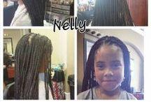 Kid hairstyles & Braids / by Jennifer Williams