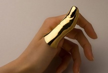 Finger Armor / I Like Rings, Kings Used To Wear Them / by Gianluca Fallone