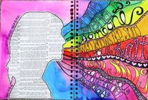 Art Therapy / A possible occupation / by Shannon Shepherd