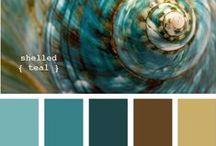 Kleur inspiratie / by Tertia Mulder