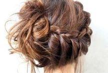 hair / by Taylor Scott