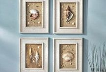 Summer Decor / Summer Decorating ideas / by Danielle - The Frugal Navy Wife