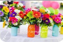 Spring Decor / Spring Decorating Ideas and Sprind Deor / by Danielle - The Frugal Navy Wife