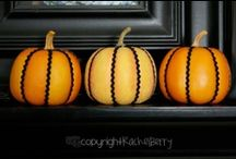 Halloween / by Sew Sweet Cottage