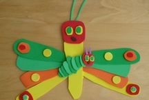 Eric carle / by Sew Sweet Cottage