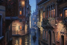 La vita è bella / Getting ready for Italy! / by Cait Sheridan