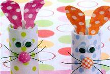 Easter Fun / by Becki Wilkinson Alvaro