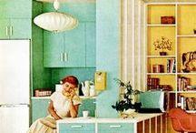 mid-century modern style / Beautfiul and classic mid-century modern style. / by Kristiana Spaulding  &  Silver Trailer