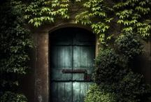 {I have this thing for doors} / by Laura Betters