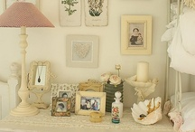 Shabby Chic / Shabby Chic ideas by personal organizer/lifestyle expert Staci Krell 212.714.8005 NY-NJ-CT / by Staci Krell