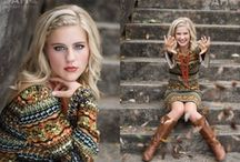 Senior Picture Ideas / Senior Pictures Inspiration and Pose Guide  / by Beth Grimsley
