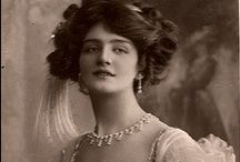 {The World According to Edward} / Edwardian life and style / by Laura Betters
