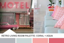 Room Color Inspiration! / by Carole-Anne Michon