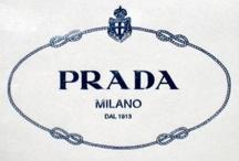 Prada / Women's Glasses / by Kate Reese