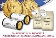 Presidential $1 Coins / by United States Mint