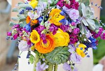 Floral Arrangements / From Bouqets to Centre pieces / by Emily Louisa O'Grady