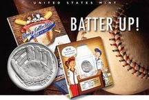 2014 National Baseball Hall of Fame Clad Coin / by United States Mint