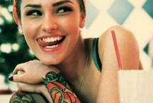 tattoos / by Cora Aylina