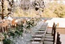 Theme: Black & Blue Woodlands / by Eventrics Weddings