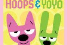 Hoops & YoYo / by Wendy Galloway