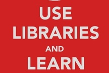 Libraries and Book Stores / by Wendy Galloway