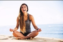 Yoga / Namaste / by Jenna Hardin