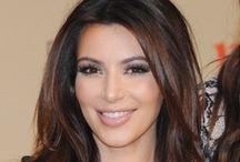Kim Kardashian / by glitterbaby77