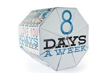 8 Days a Week / by Wendy Galloway