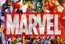 Marvel - ous / by Wendy Galloway