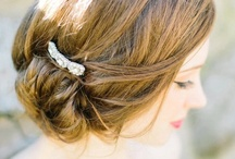 Hairstyles / by Botanical Bird  Jewelry