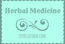 Herbal medicine / by Joybilee Farm